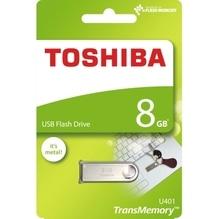 TOSHIBA USB-Stick Transmemory U401 THN-U401S0080E4 USB 2.0 8GB si