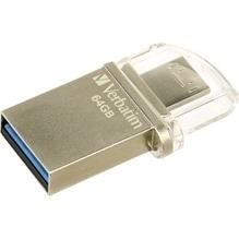 Verbatim USB Stick OTG 49827 64GB USB 3.0 Micro Drive