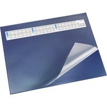 Läufer Schreibunterlage Durella DS 44655 52x65cm +Vollsichtfolie blau