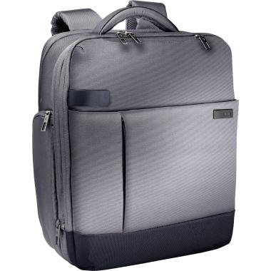 Leitz Rucksack Smart Traveller Complete 60170084 15.6Zoll silber