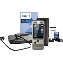 Philips Diktiergerät Digital Pocket  Memo Starter Kit DPM7700/02