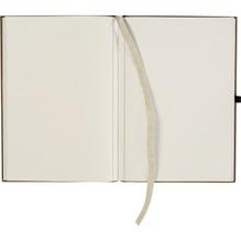 Notizbuch Leinen WWF160056S00 A5 Blanko +Prägung