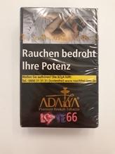 ADALYA Love 66, Wasserpfeifentabak, 50 g
