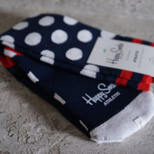 ALLGEMEINE MARKE Herren Athletic Bog Dot Socks