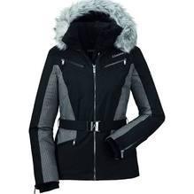 Schöffel Damen Ski Jacke Belvedere ll  mit Pelz