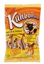 Kuhbonbon Milch und Honig
