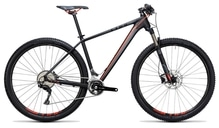 MTB LTD Pro 2X 29 21' 52 cm blackline