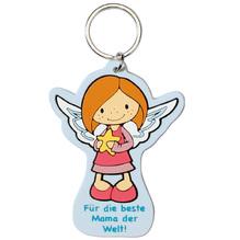 Nici Schutzengel 'für die beste Mama der Welt!' Guardian Angels, Kunststoff SA 6,5cm