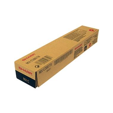 Sharp Toner MXC38GTB 10.000Seiten schwarz