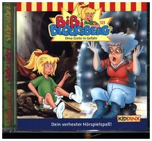 Bibi Blocksberg - Oma Grete in Gefahr, 1 Audio-CD
