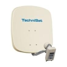 DigitalSat-Antenne DigiDish 45  Universal-Twin-LNB beige