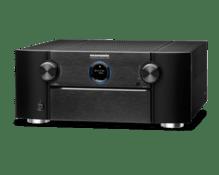 AV Receiver SR8012 schwarz