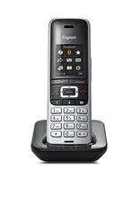 S 850 HX platin/schwarz
