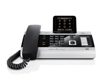 Schnurgebundenes Telefon DX 800 A all in one (VoiP/ISDN/analog)