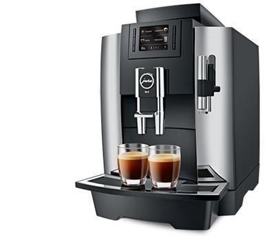 Kaffeevollautomat WE8 Chrom
