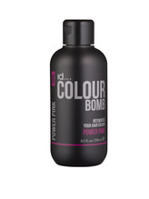 idHAIR Colour Bomb Power Pink 906 - Farb Conditioner, 250ml