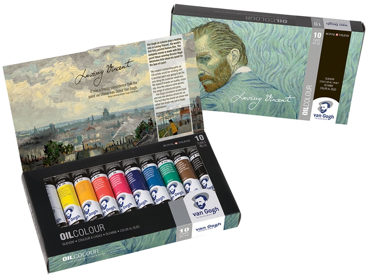 van Gogh Ölfarben - Malset