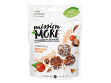 Mission More - Kokos Maca Guarana Snack Balls