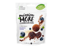 Mission More - Blueberry Baobab Snack Balls