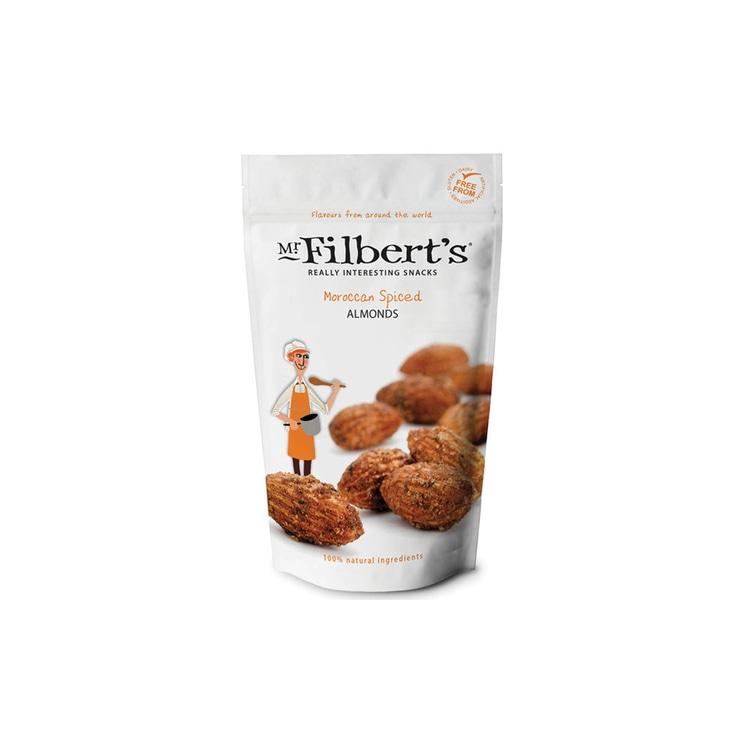 Mr. Filbert's Marrocan Spiced Almonds