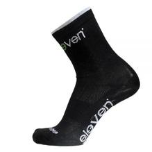 SOCKE Suuri Eleven Schwarz/Grün - Größe: XL