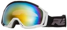 Skibrille / Snowboardbrille Relax HERO Schwarz/Weiß