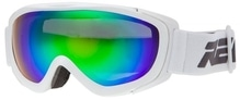 Skibrille / Snowboardbrille Relax FELT Mattweiß