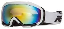 Skibrille / Snowboardbrille Relax BONDY Weiß