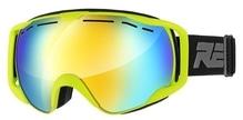 Skibrille / Snowboardbrille Relax HORNET Grün