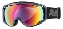 Skibrille / Snowboardbrille Relax HORNET Mattschwarz