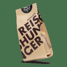 Reishunger Schwarzer Reis
