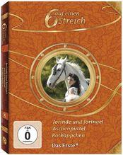 Jorinde und Joringel; Aschenputtel; Rotkäppchen, 3 DVDs