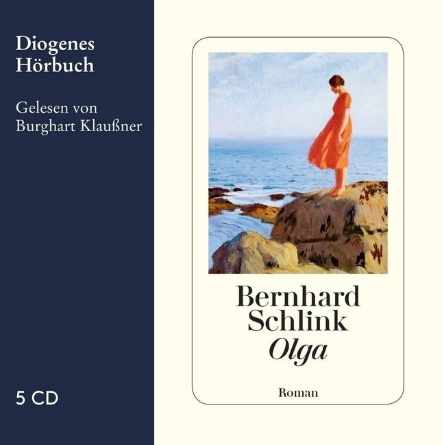 Olga, 5 Audio-CD