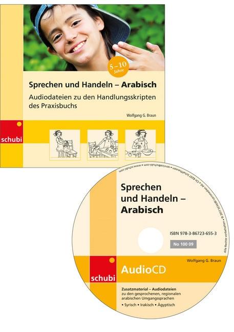 Sprechen und Handeln, 1 Audio-CD | Braun, Wolfgang G.