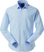 MUSTO Herren Oxfordhemd, Langarm /hellblau