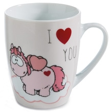 Tasse merry i heart you