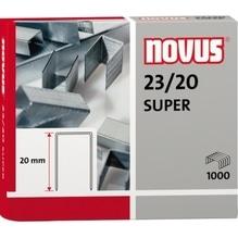 NOVUS Heftklammer 23/20 042-0240 verzinkt 1.000 St./Pack.