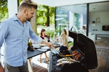Outdoorchef Gas Grillstation Australien Line 455 G