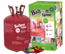Balloontime Helium Ballongas Kit 50 ohne Ballons