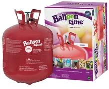 Balloontime Helium Ballongas Kit 30 mit Ballons