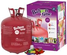 Balloontime Helium Ballongas Kit 50 mit Ballons
