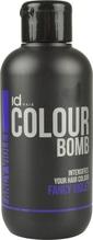 Id hair colour bomb fancy violet