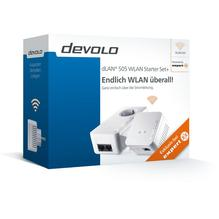 Devolo 505 WLAN Starter Set+ Powerline