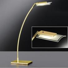 LED Schreibtischleuchte dimmbar Messing Matt Lomia