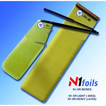 N1 Opti-Ruder mit Beschlägen