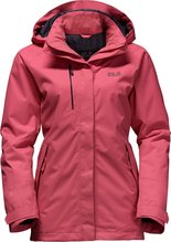 Jack Wolfskin Damen Winterjacke Northern Edge Woman 1107871 rosebud