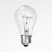 AGL Stoßfest 100W E27 Allgebrauchslampe Glühbirne Birne klar