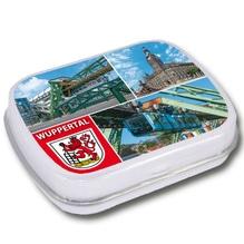 Wuppertaler Pfefferminzdragees - Schwebebahn & Stadtmotive, 15g