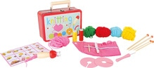 3923 kinderkoffer strickset c