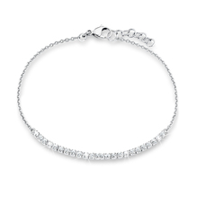 S. Oliver Junior Armband Silber 925/- SOK145/1